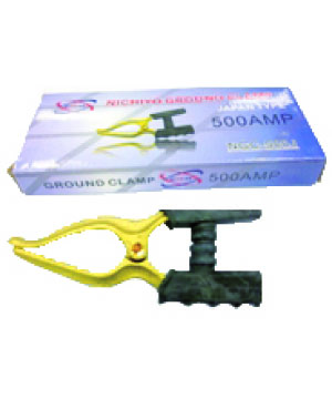 """NICHIYO"" GROUND CLAMP  500A"