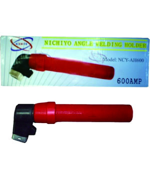 """NICHIYO"" Angle Type Welding Holder"