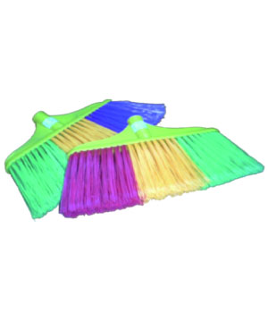 829 HD Nylon Broom C/W Handle