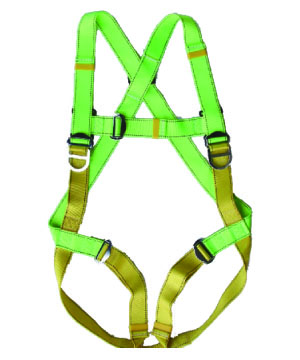 3 RING ADJ. FULL BODY HARNESS