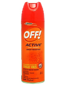 OFF Insect Repellent Spray