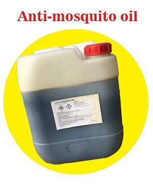 Anti-Mosquito Oil