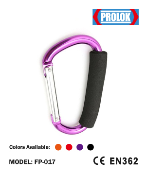 Aluminum Light Duty Carabiner