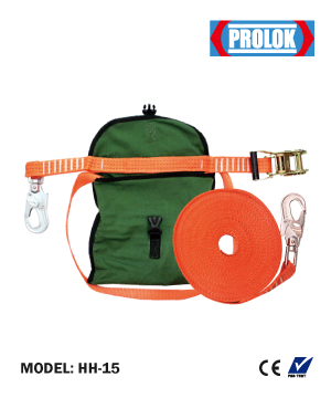 """PROLOK"" Horizontal Adjustable Webbing"