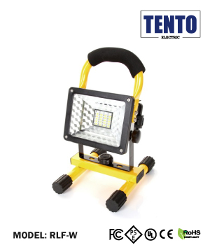 LED Rechargeable Flood Light 20/30/50W
