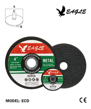 """EAGLE"" Cutting Disc for Steel"