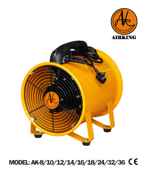 AIRKING Portable Industrial Ventilator Fan/Blower