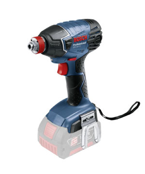 """BOSCH"" GDX 18 V-LI (Bare Unit Only) Cordless Impact Wrench/Driver"