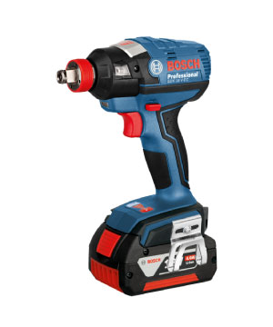 """BOSCH"" GDX 18 V-EC Cordless Impact Wrench Driver"