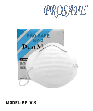 EP-2 Non-Toxic Dust Mask