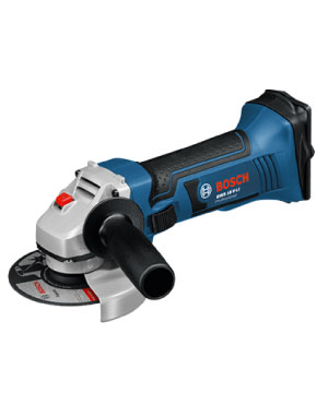 """BOSCH"" GWS 18 V-LI (Bare Unit Only) Cordless Angle Grinder"