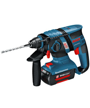 """BOSCH"" GBH 36 V-EC Compact Cordless Rotary Hammer"